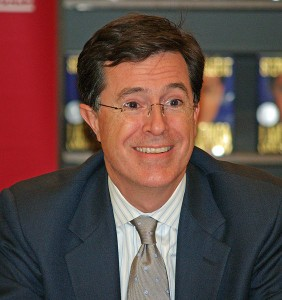 Stephen Colbert (Foto: David Shankbone, CC-BY-SA-3.0)