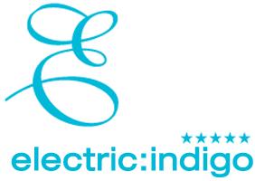 Logo von electric:indigo